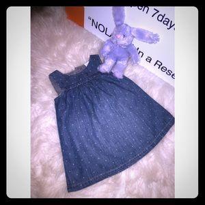 Other - Infant Denim Dress